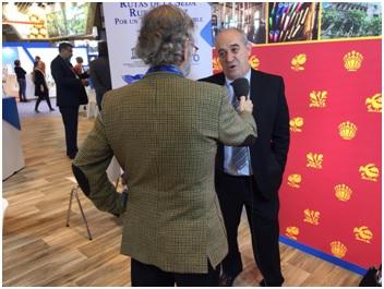 Miguel Jiménez Martínez Presidente Asociación de Agencias de Viaje